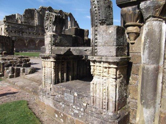 Helmsley, UK: Shrine of Abbot William