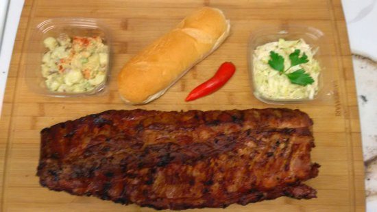 Torrington, WY: Full Rack and two sides
