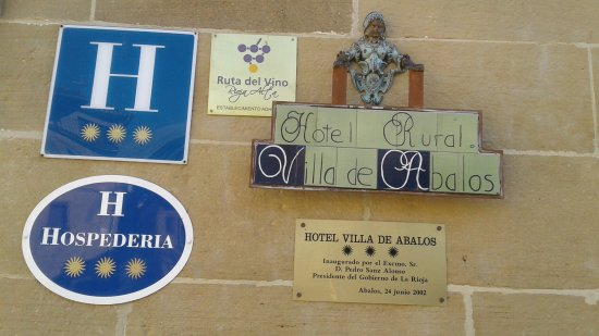 Abalos, Spain: Identification et classification de l'hôtel