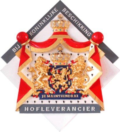 Mook, Hollanda: Trots op ons hofleveranciersschap...