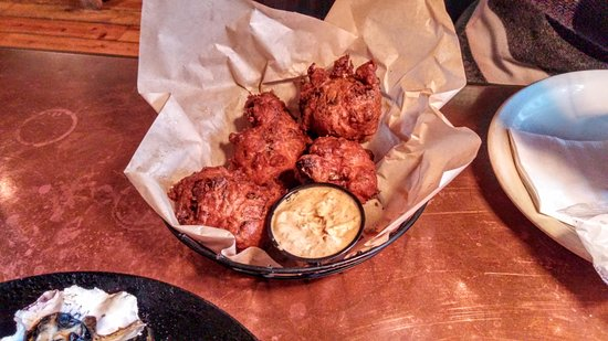 Netarts, OR: Crab Fritters