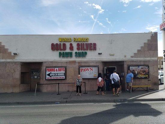 Best Pawn Shops In Las Vegas