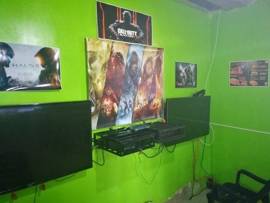 Nemesis Sala de Videojuegos