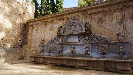 Pilar de Carlos V