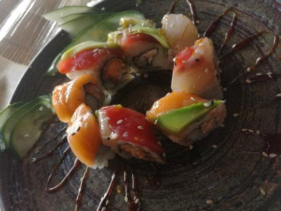 SHIZEN Japanese Fusion Restaurant: vuoi vienire