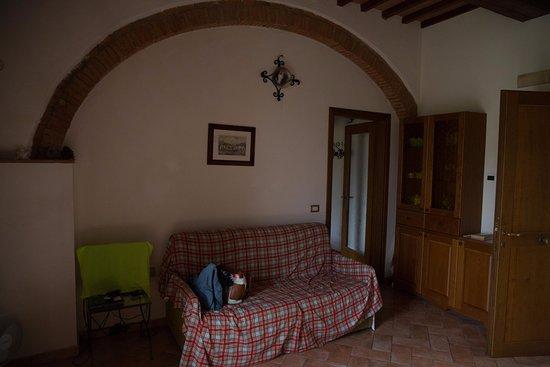 Limite Sull'Arno, Itália: Camomilla (nr.4) - kitchen