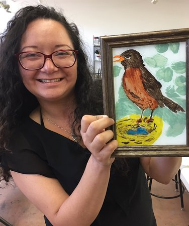 Pendleton Center for the Arts: FREE class every Sat. at 11 am. Travelers welcome! Meet the locals over a DIY craft project.