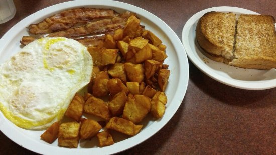 Chatham, Canada: Daily breakfast special