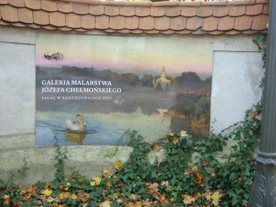 Radziejowice, Poland: zaproszenie do wejścia