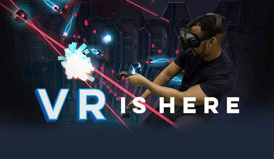 Richmond Hill, Kanada: Never tried VR, Virtual Sting is here for you