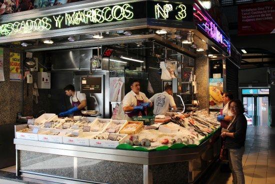 Mercado del Conde Luna
