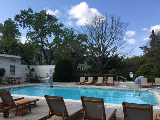 MacArthur Place - Sonoma's Historic Inn & Spa: we had a relaxing time