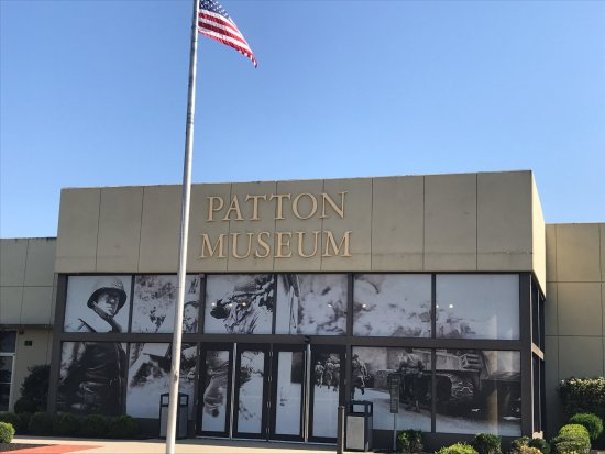 Patton Museum of Cavalry and Armor: Museum Entrance
