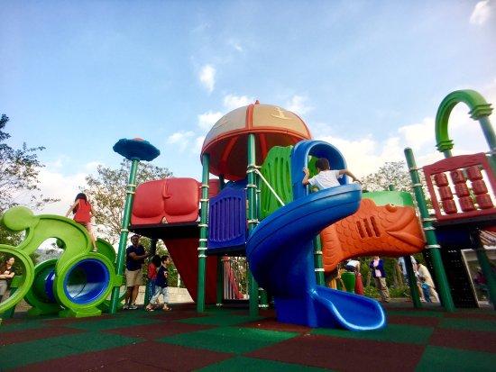 Hushan No.6 Park