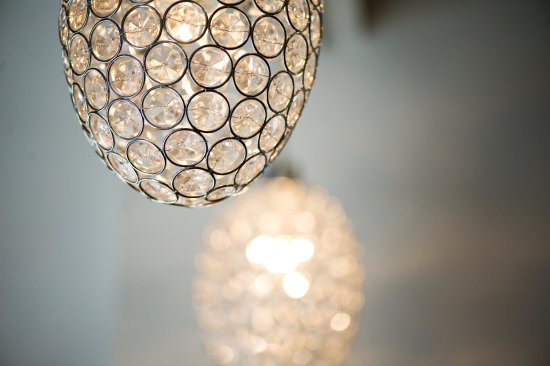 Jewel Egg Lighting Picture Of Procope Coffee House
