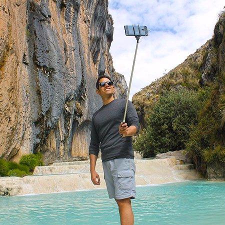 Huancaraylla, بيرو: Todos desean tomarse su selfie