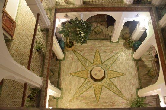 Hotel Riad Casa Hassan Restaurante: Bathroom