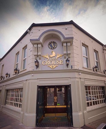 Ballymena, UK: The Grouse