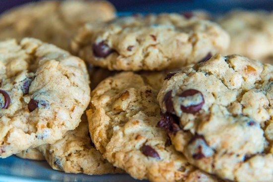San Rafael de Escazu, Costa Rica: Cookies with Everything!