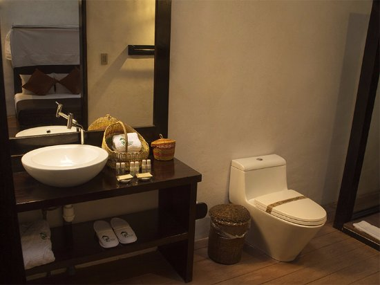 تامبوباتا ريسيرش سنتر لودج: Comfort Room Bathroom