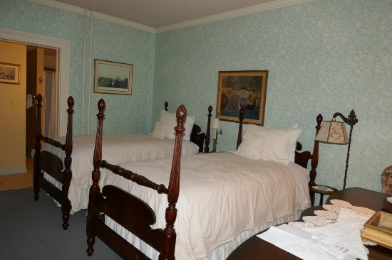 Westbrook Inn Bed and Breakfast: Room 3
