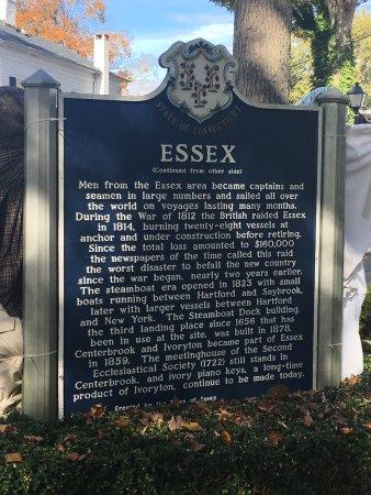 Main Street Park, Essex Village Photo