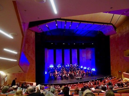 Kiri Te Kanawa Theatre ( formerly ASB Theatre, Aotea Centre)