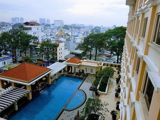 Equatorial Hotel Ho Chi Minh City