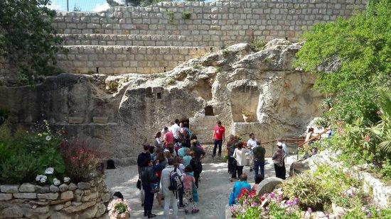 The Garden Tomb: Túmulo do Jardim