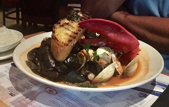 Legal Sea Foods, Boston - 26 Park Plz, Downtown - Menu ...