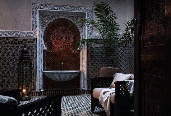 Royal Mansour Marrakech: Riad Premier Patio
