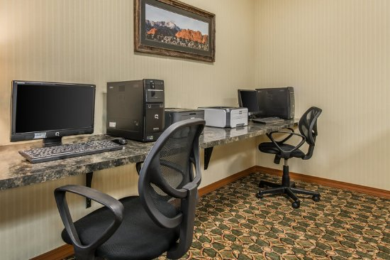 Fort Morgan, CO: Business center