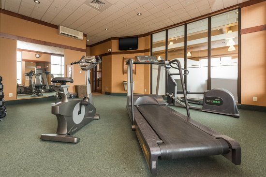 Quality Inn & Suites Levis: Fitness center