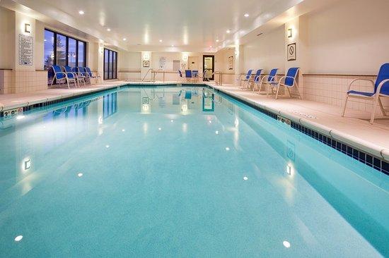 Oconomowoc, Wisconsin: Lap Pool