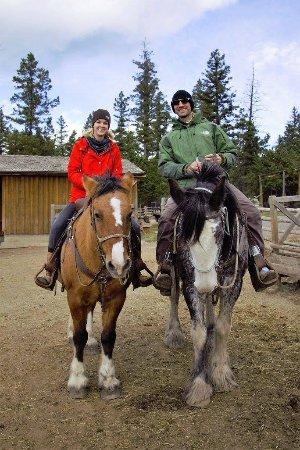 Jesmond, Canadá: Trail Ride