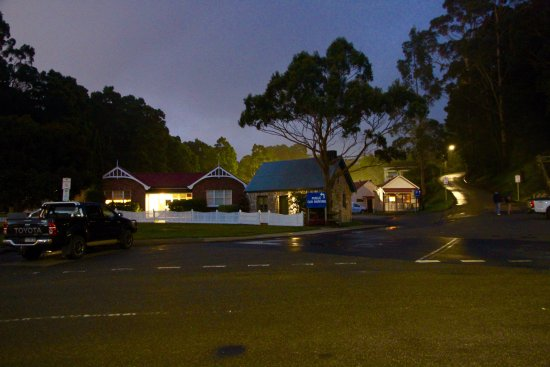 Strahan Village Photo