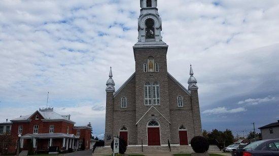 Casselman, Kanada: The church