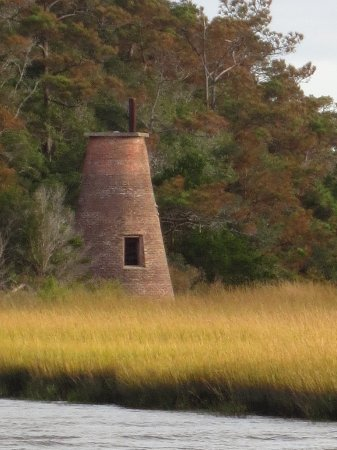 Southport, NC: Ask about the brick lighthouse
