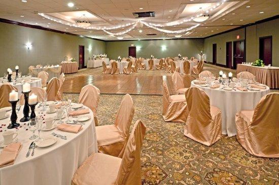Holiday Inn Oneonta: Ballroom