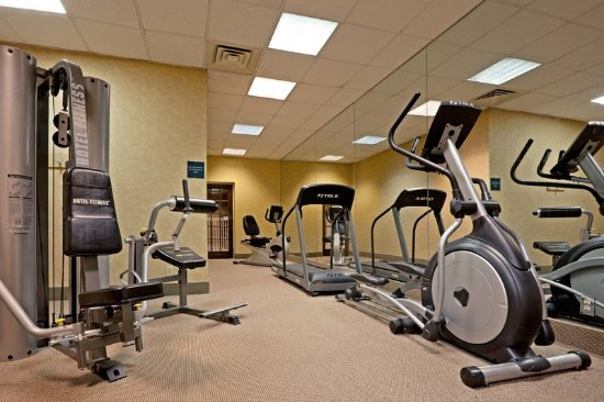 Holiday Inn Oneonta: Fitness Center