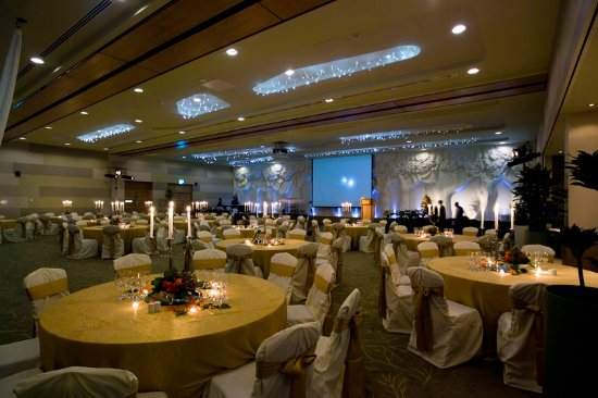 Crowne Plaza Hotel Dublin Airport: The remarkable Redwood Suite in the Business and Conference area