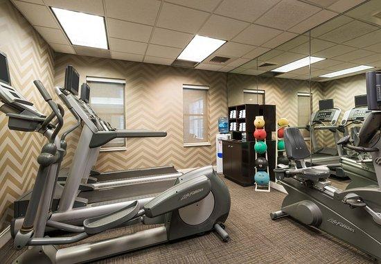 Brockton, MA: Fitness Center