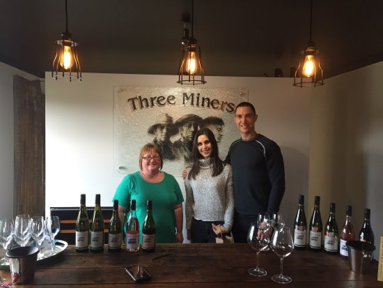 Clyde, Neuseeland: Winesolutions Bespoke Wine Tours