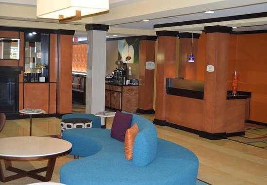 Channelview, TX: Lobby