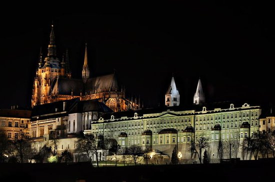 Private Photography Tour of Prague by Night
