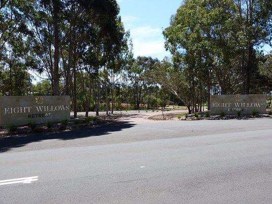 Metricup, Australia: Entry