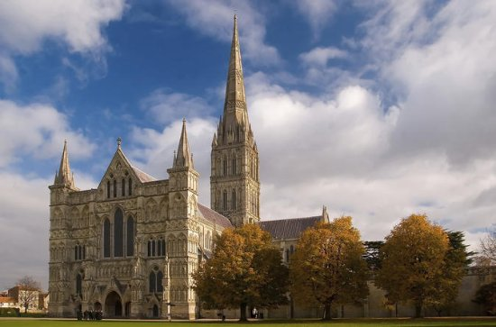 Salisbury, Bath et Stonehenge Tour la...