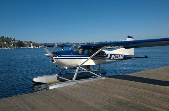 20-minuten verteld Seattle Seaplane ...
