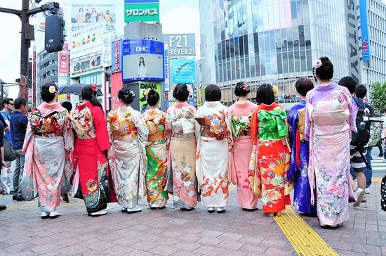 Kimono Rental and Photoshoot at the...