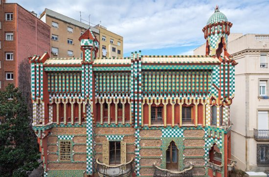 Casa Vicens og Park Güell Tour i...